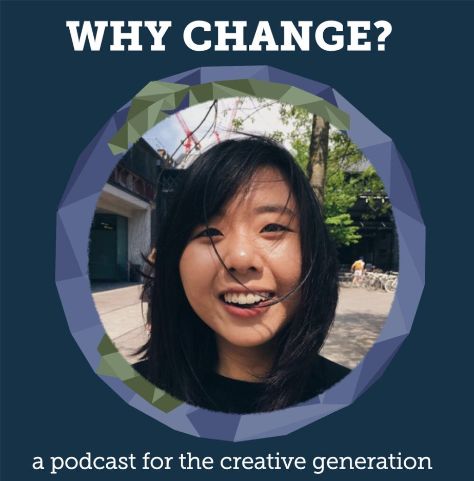 """Creative Generation """"Why change?""""podcast"""
